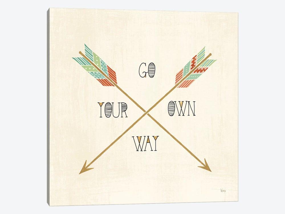 Southwest Geo V by Veronique Charron 1-piece Canvas Print