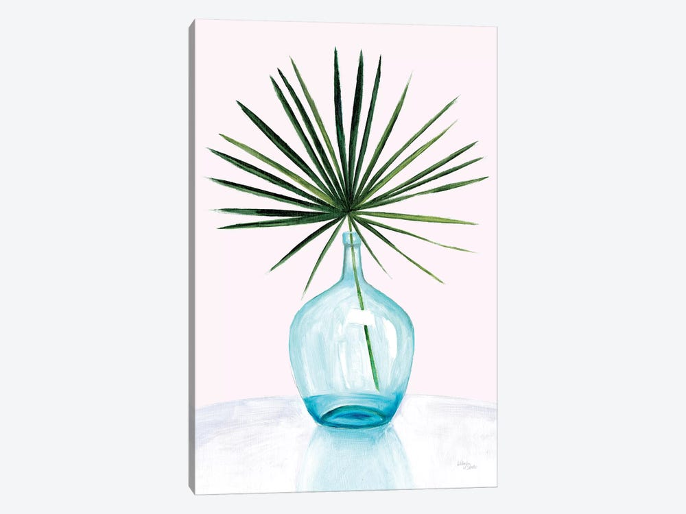 Statement Palms I by Wellington Studio 1-piece Canvas Print