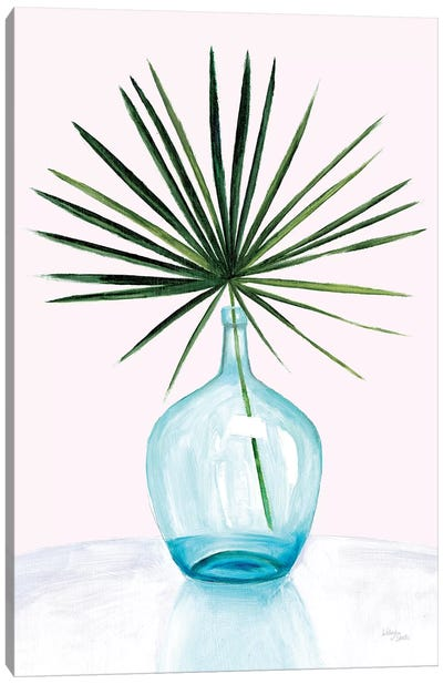 Statement Palms I Canvas Art Print