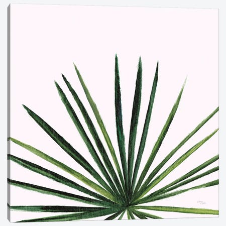 Statement Palms III Canvas Print #WAC7481} by Wellington Studio Canvas Print