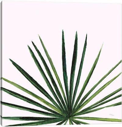 Statement Palms III Canvas Art Print