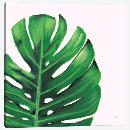 Statement Palms IV Canvas Print #WAC7482} by Wellington Studio Canvas Print