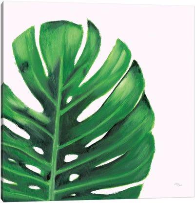 Statement Palms IV Canvas Art Print