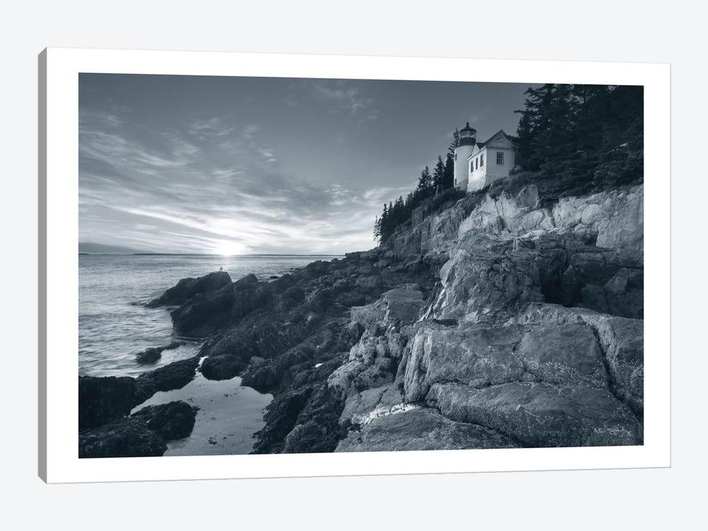 Bass Harbor Head Sunset by Alan Majchrowicz 1-piece Art Print