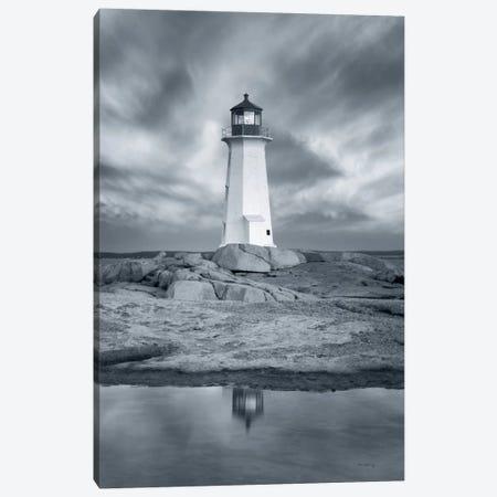 By The Sea I, No Border Canvas Print #WAC7489} by Alan Majchrowicz Art Print