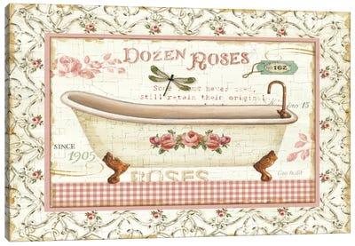 Rose Garden IV Canvas Print #WAC748