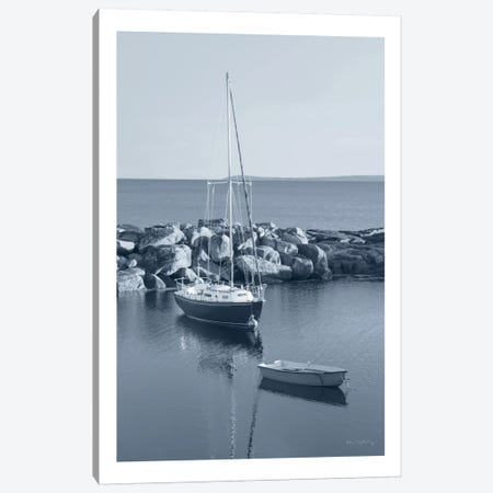 By The Sea II Canvas Print #WAC7490} by Alan Majchrowicz Canvas Artwork
