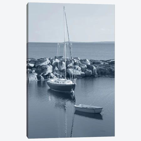 By The Sea II, No Border Canvas Print #WAC7491} by Alan Majchrowicz Canvas Wall Art