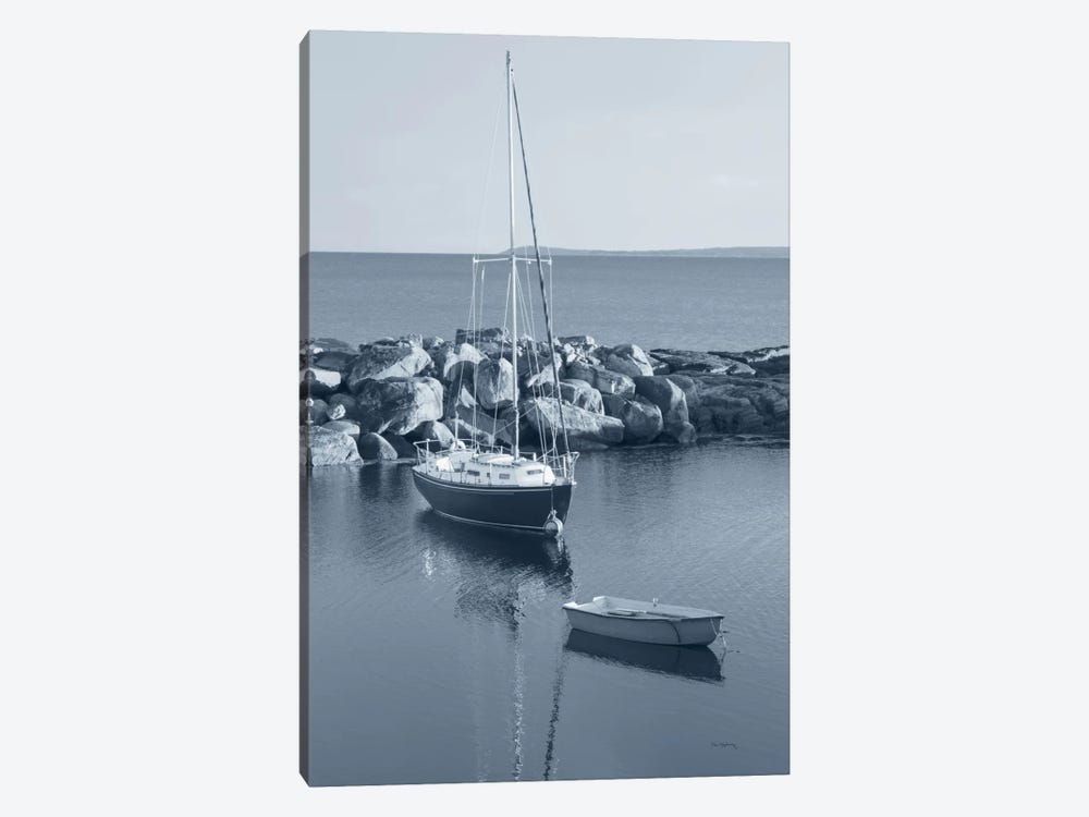 By The Sea II, No Border by Alan Majchrowicz 1-piece Art Print
