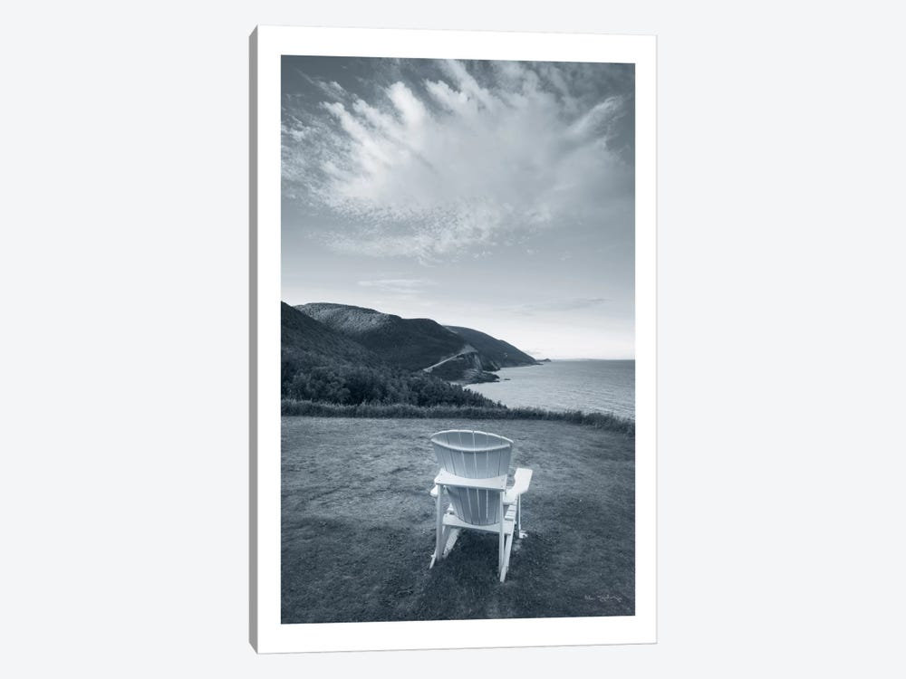 By The Sea IV by Alan Majchrowicz 1-piece Canvas Wall Art