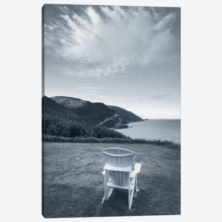 By The Sea IV, No Border Canvas Print #WAC7495} by Alan Majchrowicz Art Print