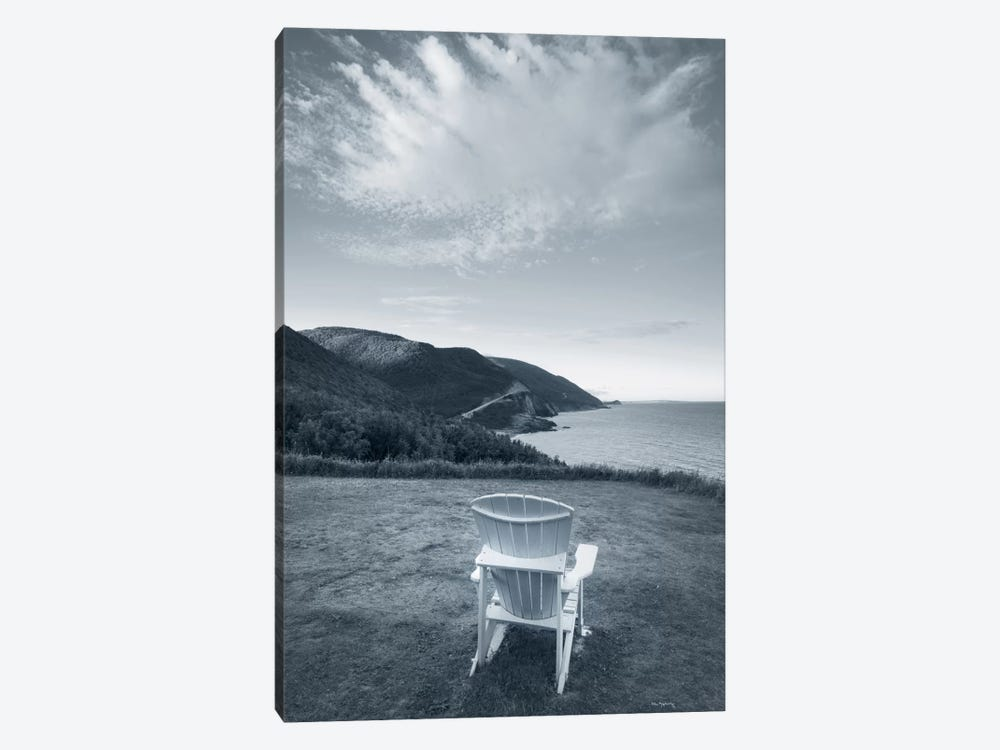 By The Sea IV, No Border 1-piece Art Print