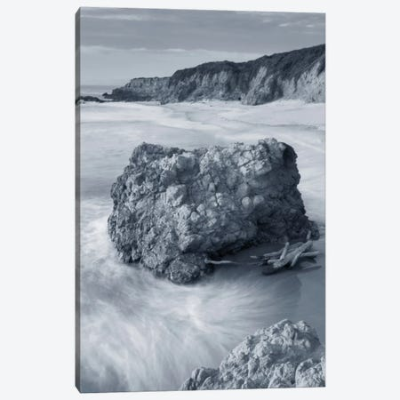 California Coast Canvas Print #WAC7496} by Alan Majchrowicz Art Print