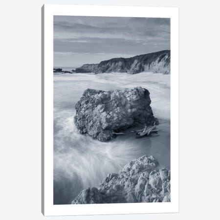 California Coast, No Border Canvas Print #WAC7497} by Alan Majchrowicz Art Print