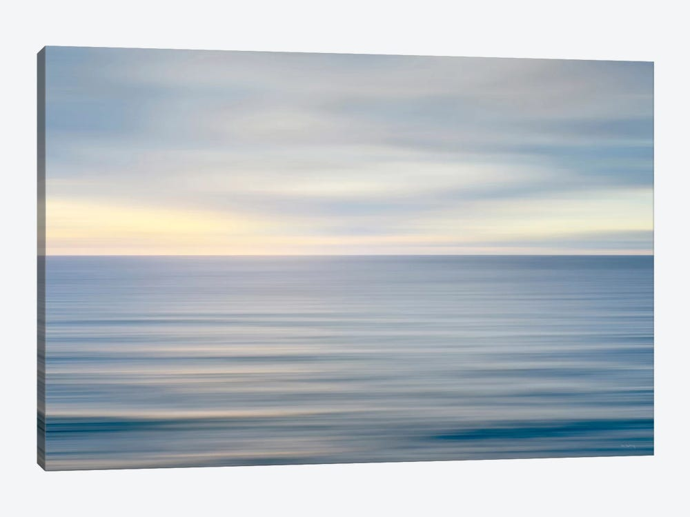 On The Horizon II, No Border by Alan Majchrowicz 1-piece Canvas Art Print