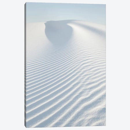 White Sands II, No Border Canvas Print #WAC7511} by Alan Majchrowicz Art Print