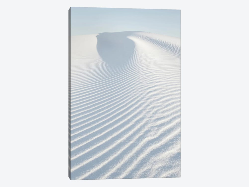 White Sands II, No Border 1-piece Canvas Wall Art