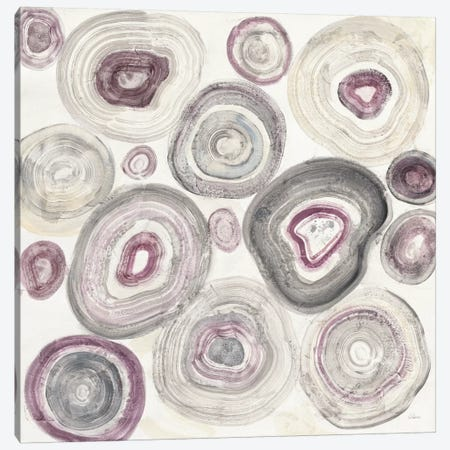 Rings Of Power Canvas Print #WAC7520} by Albena Hristova Canvas Artwork