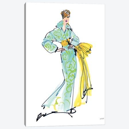 Colorful Fashion I Canvas Print #WAC7521} by Anne Tavoletti Canvas Artwork