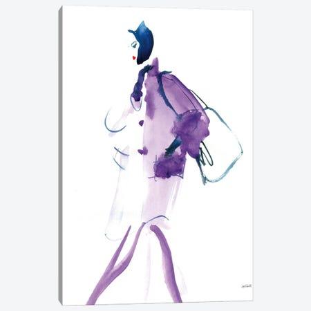 Colorful Fashion IV Canvas Print #WAC7524} by Anne Tavoletti Canvas Print