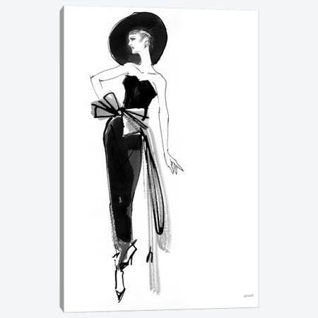 Fifties Fashion IV Canvas Print #WAC7528} by Anne Tavoletti Canvas Art