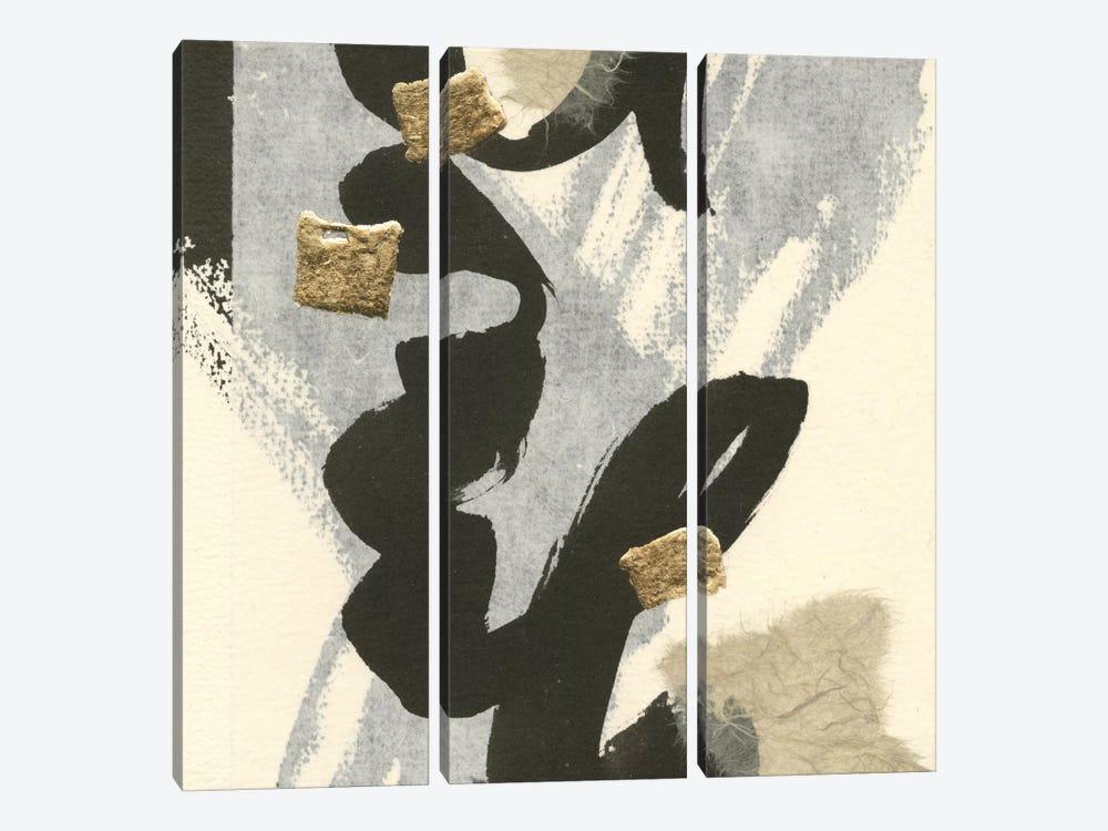 Collage V by Chris Paschke 3-piece Canvas Artwork