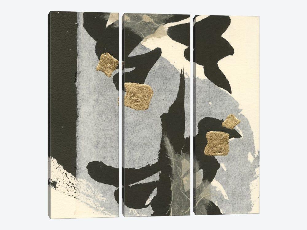 Collage VII by Chris Paschke 3-piece Canvas Artwork