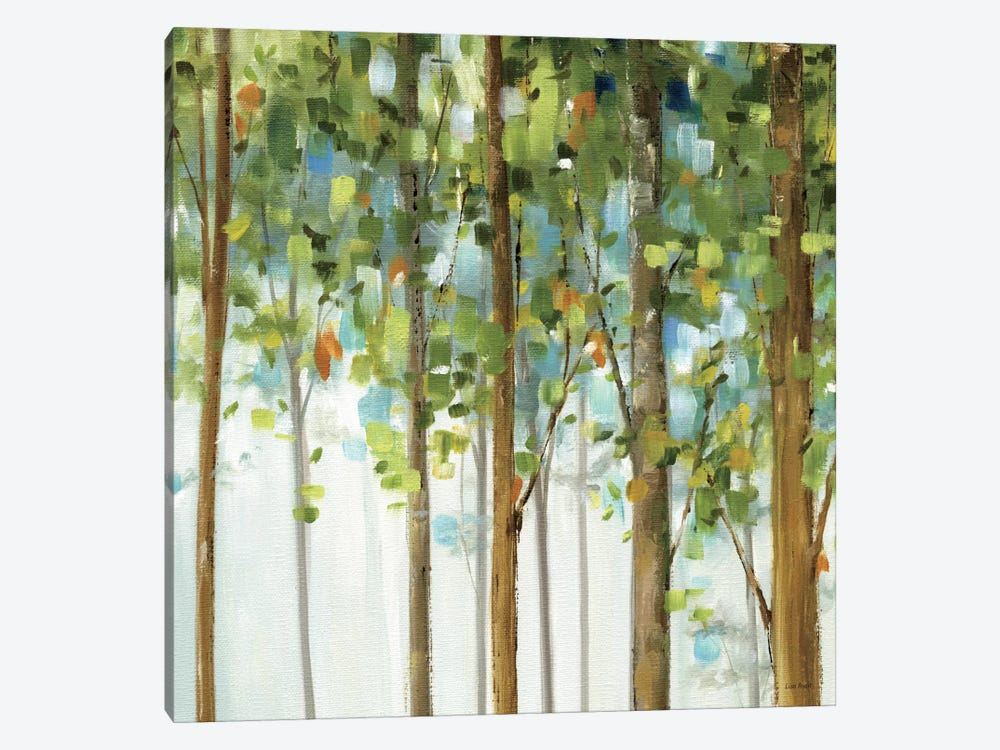 Forest Study III by Lisa Audit 1-piece Canvas Print
