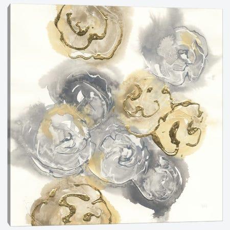Gold Edged Neutral I Canvas Print #WAC7580} by Chris Paschke Canvas Wall Art