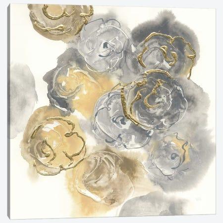 Gold Edged Neutral II Canvas Print #WAC7581} by Chris Paschke Canvas Art
