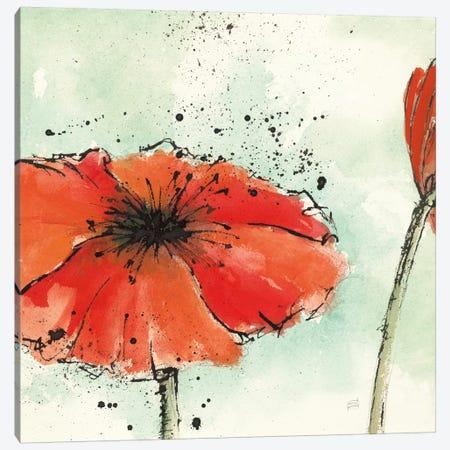 Not A California Poppy III.B Canvas Print #WAC7594} by Chris Paschke Canvas Art