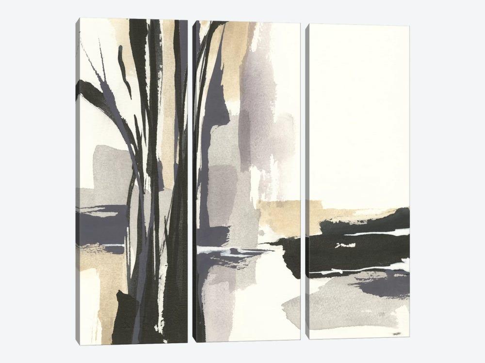 Placid I by Chris Paschke 3-piece Canvas Print