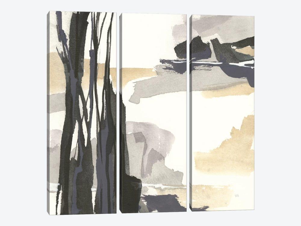 Placid III by Chris Paschke 3-piece Canvas Art Print