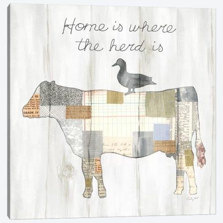 Farm Family VI Canvas Print #WAC7613} by Courtney Prahl Canvas Wall Art
