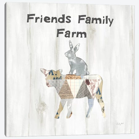 Farm Family VIII Canvas Print #WAC7615} by Courtney Prahl Art Print