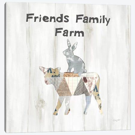 Farm Family VIII Canvas Print #WAC7615} by Courtney Prahl Art Print