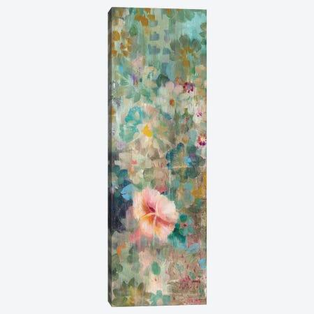 Flower Shower II Canvas Print #WAC7637} by Danhui Nai Art Print