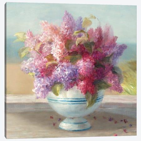 Seaside Spring II Canvas Print #WAC7640} by Danhui Nai Canvas Print