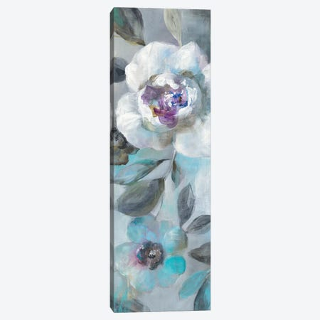 Twilight Flowers II Canvas Print #WAC7641} by Danhui Nai Art Print