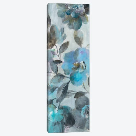 Twilight Flowers III Canvas Print #WAC7642} by Danhui Nai Art Print