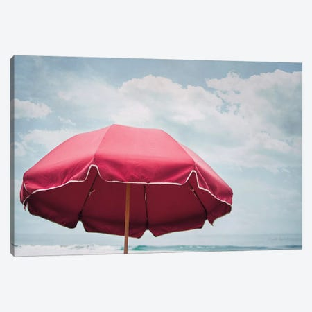 Beach Bliss I Canvas Print #WAC7651} by Elizabeth Urquhart Canvas Wall Art