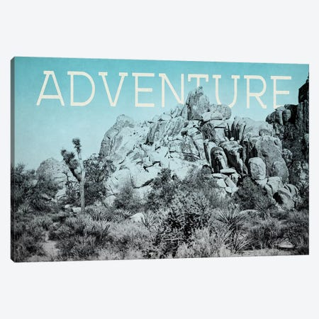 Ombre Adventure III Adventure Canvas Print #WAC7661} by Elizabeth Urquhart Art Print