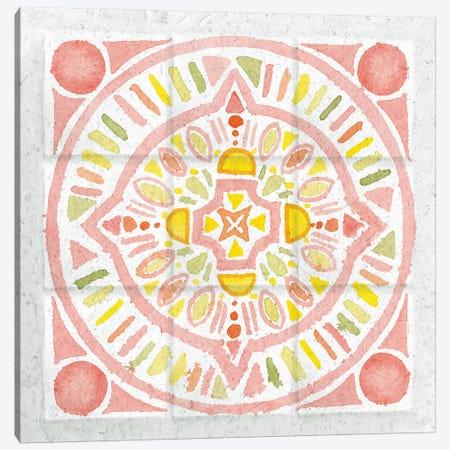 Citrus Tile IV Canvas Print #WAC7673} by Elyse DeNeige Canvas Artwork