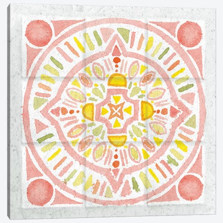 Citrus Tile IV Canvas Print #WAC7673} by Elyse DeNeige Canvas Artwork