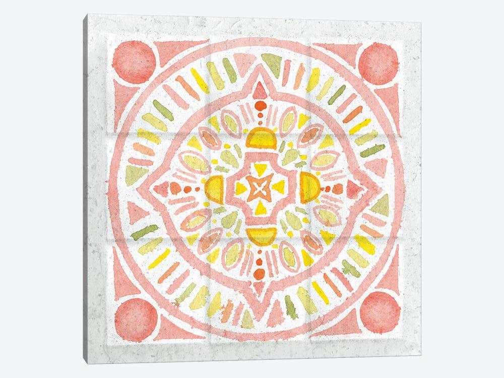 Citrus Tile IV by Elyse DeNeige 1-piece Canvas Wall Art