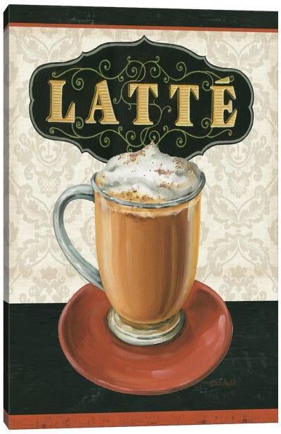Coffee Moment II Canvas Print #WAC767