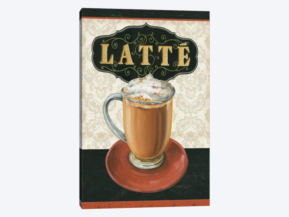Coffee Moment II by Lisa Audit 1-piece Canvas Art