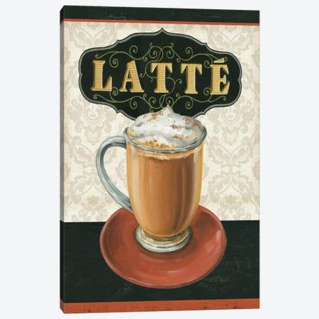 Coffee Moment II Canvas Print #WAC767} by Lisa Audit Canvas Art