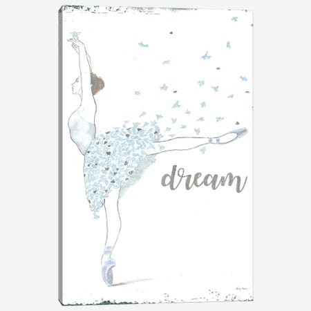 Dream Dancer II Canvas Print #WAC7682} by Emily Adams Canvas Print