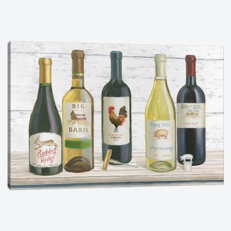 Vintner's Recess I Canvas Print #WAC7684} by Emily Adams Canvas Artwork